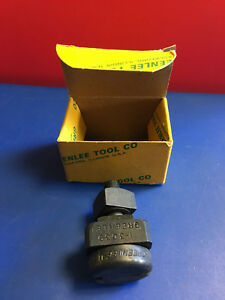Radio Tools Die Cut Punch Greenlee Tool Company 19mm 3 4 731 With Box