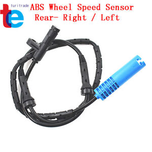 Abs Wheel Speed Sensor Rear Right Left Fit For Mini Cooper 2002 2008