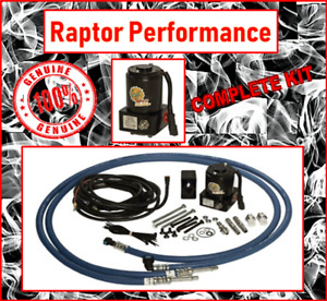 Raptor Performance Rp 150 4g Lift Pump Kit 01 10 lb7 lly lbz lmm Duramax Diesel