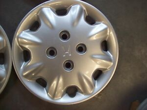 Honda Accord Hubcap Wheel Cover 1996 1997 15 Factory Caps 55039 1 Piece 1