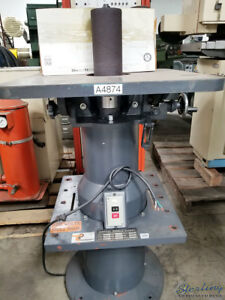 1 1 2 Used Transpower Oscillating Spindle Sander Ovs 10 A4874
