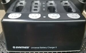 Synthes 05 001 204 Universal Battery Charger Ii