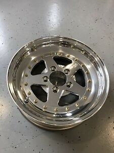 2 New 2008 Mustang Cobra Jet Front Wheel Ford Racing Shelby Gt500 Gt