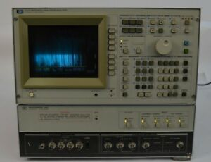 Hp 4194a Impedance gain phase Analyzer With Measurement Unit