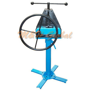 Tube Pipe Roller Ring Rolling Bender Bending 1 5 With Stand