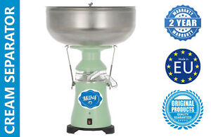Electric Cream Separator Milky 34 Gal hour 115v Shipping Within Usa