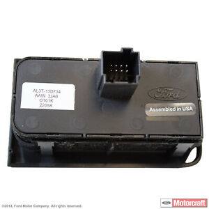 Instrument Cluster Voltage Regulator Switch Motorcraft Sw 6760