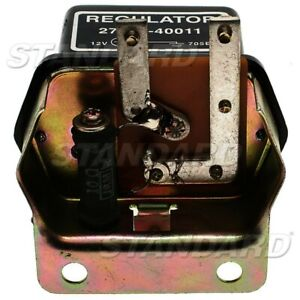 Voltage Regulator For 1969 1972 Toyota Land Cruiser 2dr 1970 1971 Smp Vr 610