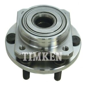 Front Wheel Hub Assembly For 1996 2006 2008 2010 2015 2017 Dodge Viper Timken