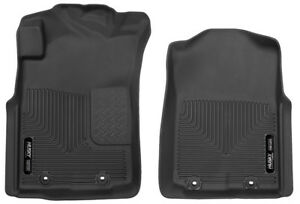 Front Floor Mat Set For 2012 2015 Toyota Tacoma 2014 2013 Husky 53701