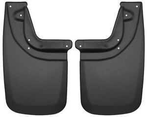 Rear Mud Flaps For 2005 2014 Toyota Tacoma 2006 2007 2009 2011 2013 2012 Husky