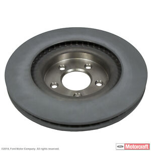 Front Brake Rotor For 2011 2014 Ford Mustang 2012 2013 Motorcraft Brrf 203