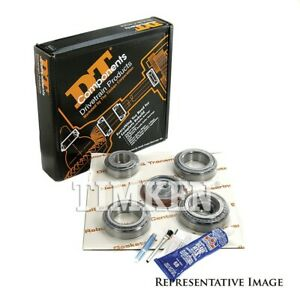 Front Axle Differential Bearing And Seal Kit For 1999 2008 Jeep Grand Cherokee