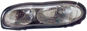 Left Headlight Assembly For 1998 2002 Chevrolet Camaro 1999 2000 2001 Dorman