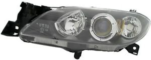 Left Headlight Assembly For 2004 2009 Mazda 3 2006 2005 2007 2008 Dorman 1591069