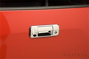 Tailgate Handle Cover For 2007 2014 Toyota Tundra 2013 2010 2011 2012 2009 Putco