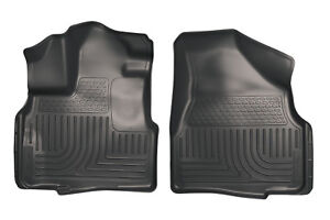 Front Floor Mat Set For 2011 2017 Honda Odyssey 2016 2015 2012 2013 2014 Husky
