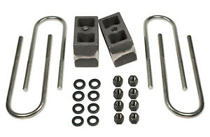 Suspension Leaf Spring Block Kit 4wd Rear Tuff Country 97057