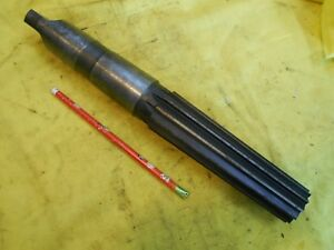 5 Morse Taper X 5 Morse Taper Shank Reamer Lathe Spindle Mill Tool National Usa