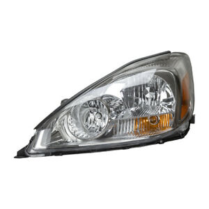 Left Headlight Assembly For 2004 2005 Toyota Sienna Tyc 20 6514 00 1