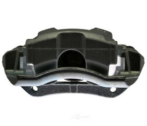 Disc Brake Caliper Friction Ready New Caliper With Bracket Front Right Raybestos