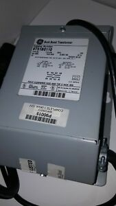 Ge Buck Boost Electric Transformer 9t51b0110