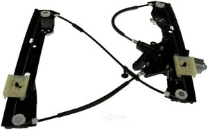 Power Window Motor And Regulator Assembly Front Left Fits 12 16 Ford Focus