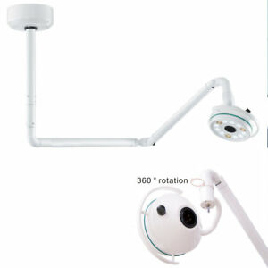 1x 36w Ceiling Mounted Dental Led Surgical Medical Exam Light Shadowless Lamp