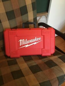 Milwaukee Right Angle Drill 1 2 W Case