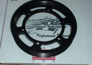 03 04 Cobra 99 04 Lightning Metco 4lb Lower Supercharger Crank Pulley Ring 4 4