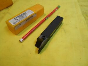 Kennametal Carbide Insert 3 4 Lathe Deep Grooving Tool Holder Kgspr12094