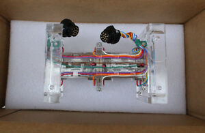New Thermo Orbitrap Velos Dual Pressure Linear Ion Trap Mass Spectrometer holder