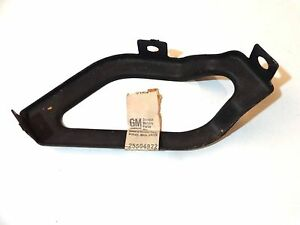 1981 1983 Regal Front End Header Panel Center Bracket Nos