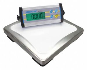Adam Equipment 6kg 13 Lb Digital Lcd Platform Bench Scale With Remote Indicator