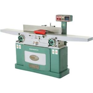 G0495x 8 X 84 Jointer With Exclusive Digital Height Readout