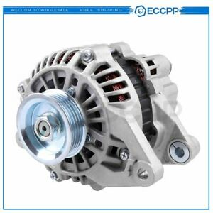 Fit Mitsubishi Montero Sport New Alternator 3 0l 3 5l Cw 1994 2004 12v A3ta0791