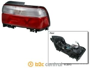 Right Tail Light Assembly For 1995 1997 Toyota Corolla 1996 Tyc W0133 1747623