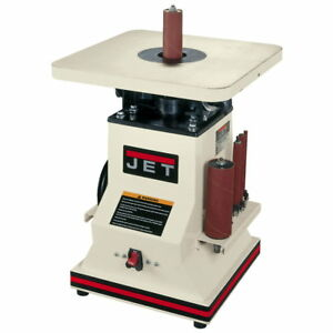 Jet 708404 Jbos 5 Benchtop Oscillating Spindle Sander 1 2hp 1ph 115v