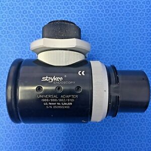 Stryker Zeiss Universal Endoscopy Microscope Adaptor 30 Day Warranty