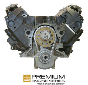Mercury 351w Engine 5 8 Cougar Montego New Reman Oem Replacement 1975 1976
