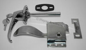 Cab Door Repair Kit Handle Rh Latch Gasket Striker Plate Free Us Shipping