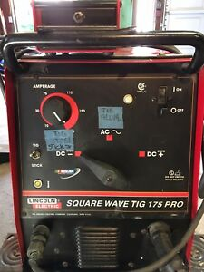 Lincoln Square Wave Tig 175 Pro