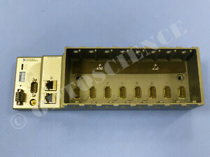 National Instruments Ni Crio 9074 Controller With 8 slot Fpga Chassis