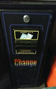 Large Dollar Bill Changer Change Machine 1 s And 5 s Comes With Key