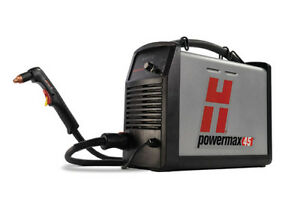 Hypertherm 088112 Powermax 45xp Plasma Cutter 230v New free Shipping