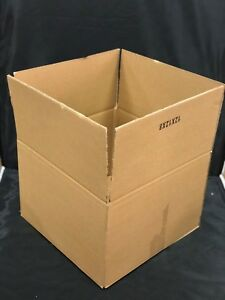 Brand New Strong Shipping Box 100 Pack 12x12x8 Best Quality Boxes Guaranteed