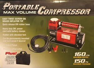 Air Command3r 5 6 12v Hd Air Compressor Tire Inflator 5 6 Cfm