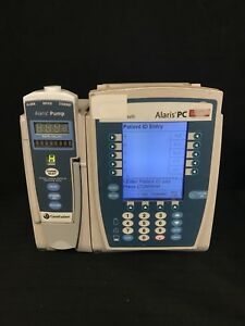 Alaris Medley Pc 8000 Series Infusion Pump W Alaris Pump 8100 Series