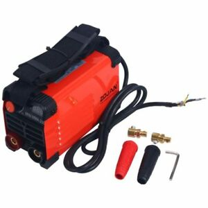 220v 20 250a Handheld Mma Electric Welder Inverter Arc Welding Machine Tool New