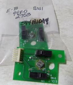 E b Circuit Board 5941910 Lot Of 2